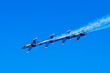 Blue Angels Flyovers