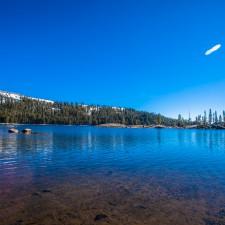 Pristine water (Sierra Nevada)