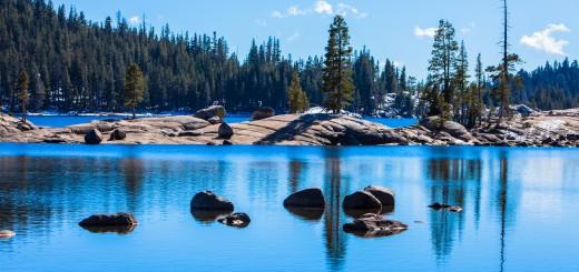 Alpine Lake, Sierra Nevada