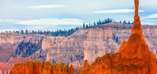 Bryce Canyon Shapes