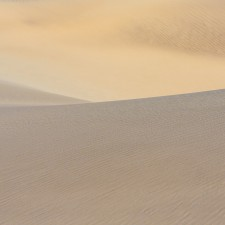 Death Valley Dunes in fall - 5