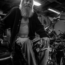 Whiskey Joe, American Biker (R.I.P.)