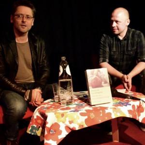 Presentation of the book Portrait of an Unknown Girl by Aleksandr Skorobogatov